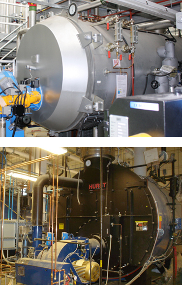 Industrial Chemical Cleaning Of Boilers And Steam Raising Plant